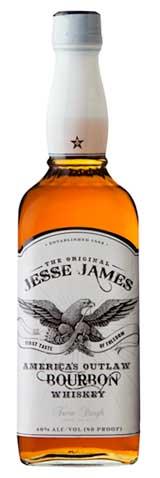 Jesse James America's Outlaw Bourbon