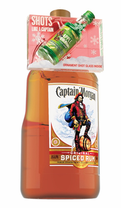 Capt. Morgan Original Barrel Bottle